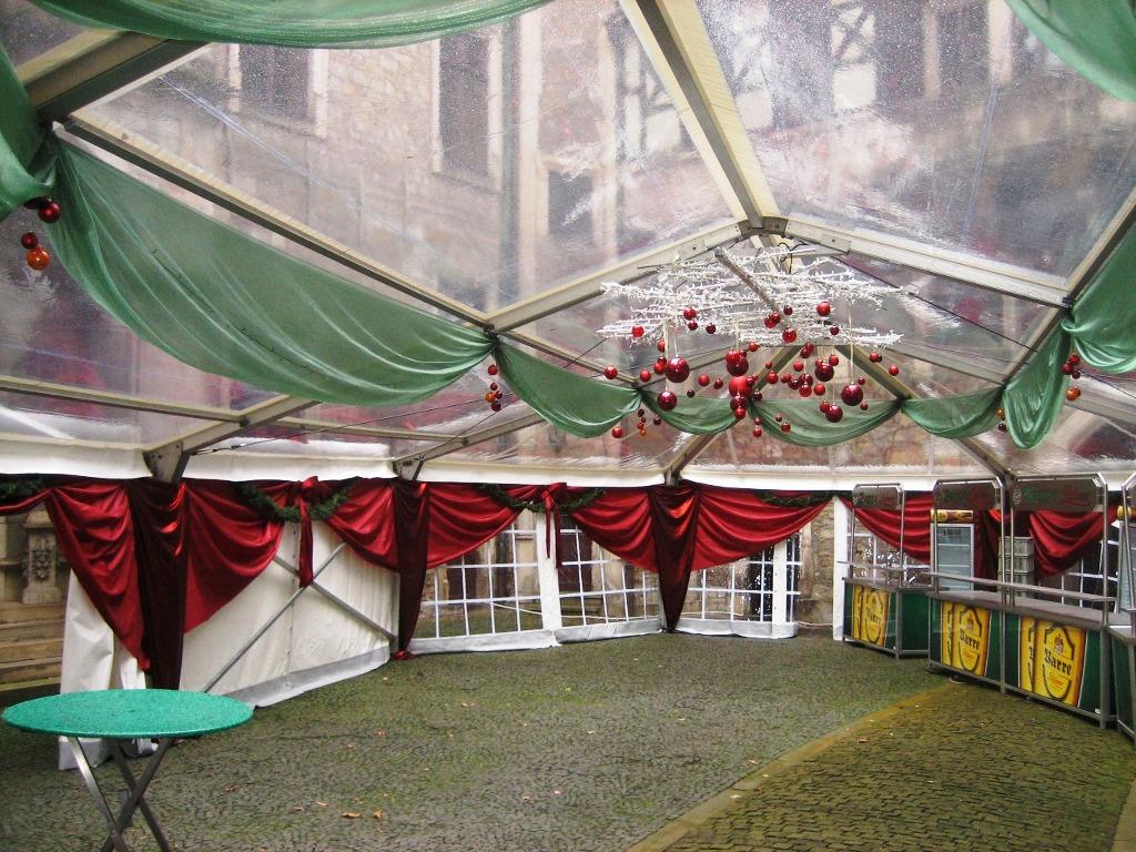 Sonderbauten & Extras | Brase-Zelte