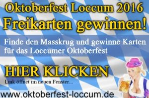 Gewinnspiel Oktoberfest Loccum