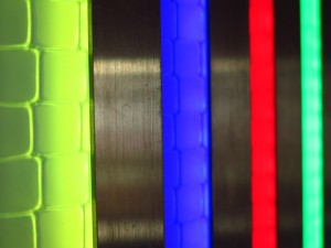 LED-Leuchtwandelemente