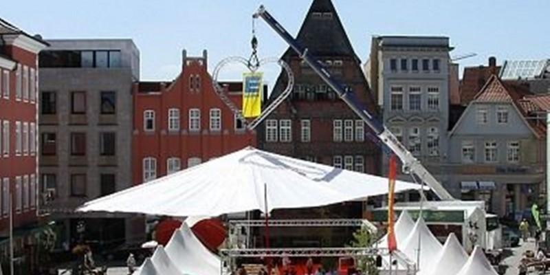 Event-Schirm