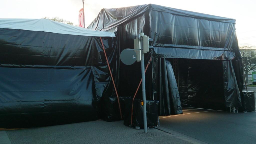 Veranstaltungstechnik | Brase-Zelte